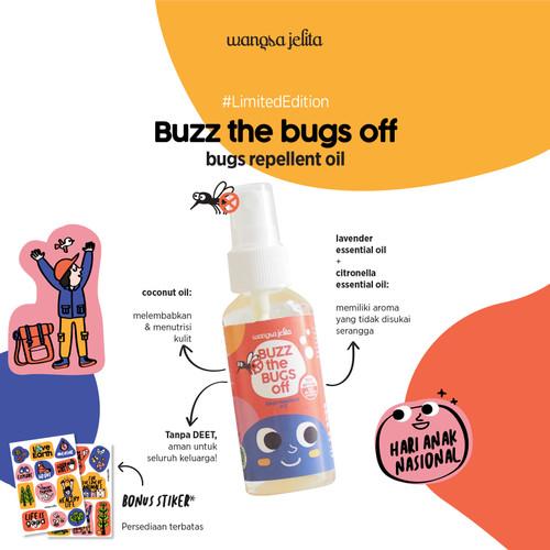 Foto Produk Wangsa Jelita Buzz the Bugs Off Oil 60 ml - Edisi Hari Anak dari Wangsa Jelita Official