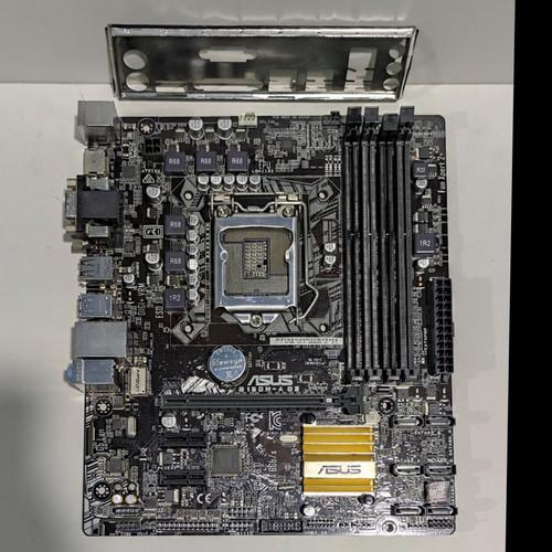 Foto Produk Mainboard Mobo Asus B150M - A D3 Socket 1151 DDR3 dari Opo-Y