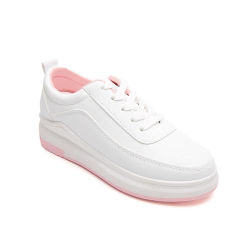 Foto Produk PVN Suga Sepatu Sneakers Wanita Sport Shoes Pink White 004 - White Pink, 38 dari PVN Official Store