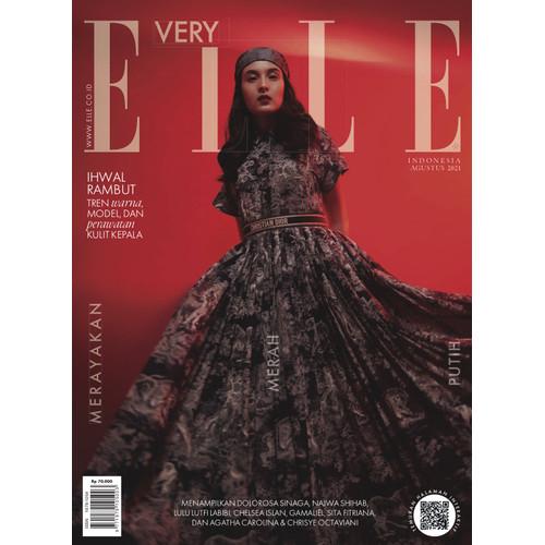 Foto Produk Majalah Elle Indonesia Agustus 2021 dari Elle Indonesia