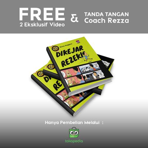 Foto Produk Buku Rezza Anggara : Dikejar Rezeki (Banyak BONUS) dari Rezza Anggara Official Store