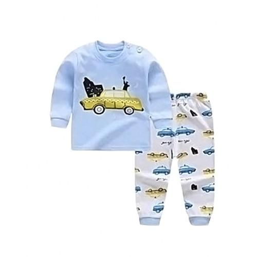 Foto Produk Bekasi! Setelan Lengan Panjang Bayi 0-6 tahun / Set Baju Tidur Anak 2 - Set M, 90 dari BabyFb