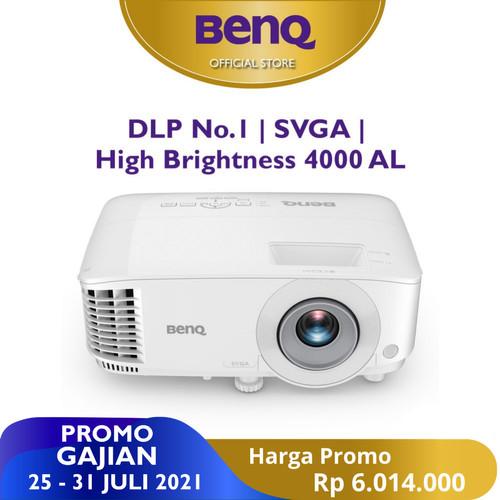 Foto Produk Home Office Projector BenQ MS560 4000 Lumens SVGA DLP SmartEco Speaker dari BenQ Official Store