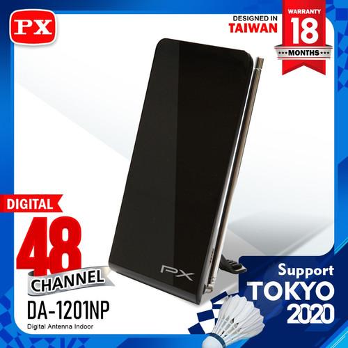 Foto Produk PX DA-1201NP ANTENA DALAM LED TV DIGITAL INDOOR DA 1201 NP DVBT2 dari DPRINCE