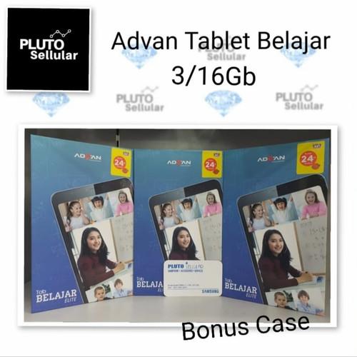 Foto Produk Advan Tab Belajar Elite 3/16Gb - Grs resmi Advan - Bonus Case dari Pluto sellular
