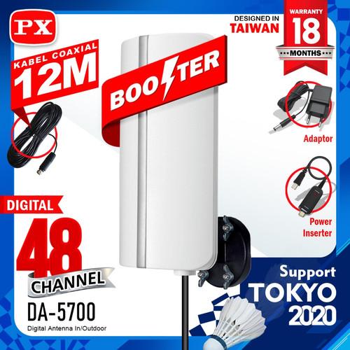 Foto Produk PX Digital TV In/Outdoor Antenna DA-5700 dari DPRINCE