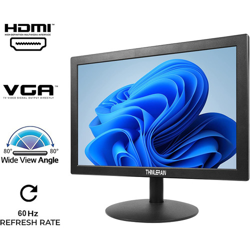 Foto Produk LED Monitor 15.4 inch Display Full HD - HDMI - VGA - Kenowa 15.4 inch dari EtalaseBelanja
