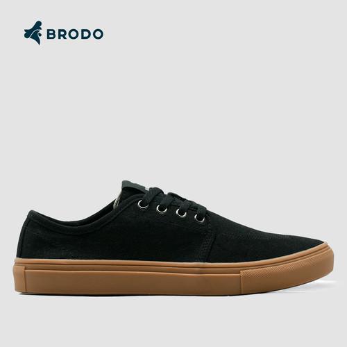 Foto Produk BRODO - Sneakers Vantage Derby Black GS - 36 dari BRODO OFFICIAL STORE