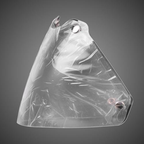 Foto Produk Arai Visor Kaca Helm Classic New Competition Shield Clear [1506] dari Arai Indonesia