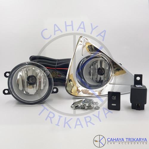 Foto Produk Fog Lamp / Lampu Kabut / Bemper Agya 2013 - 2017 Lowin dari Cahaya Trikarya Auto