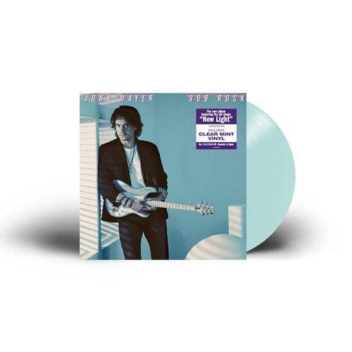 Foto Produk Vinyl / Piringan Hitam JOHN MAYER - Sob Rock - Mint Clear dari Atlas Records