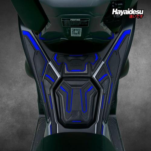Foto Produk Paket Hemat 1 Hayaidesu Body Protector Deck Package ADV 150 - Biru dari Hayaidesu Indonesia