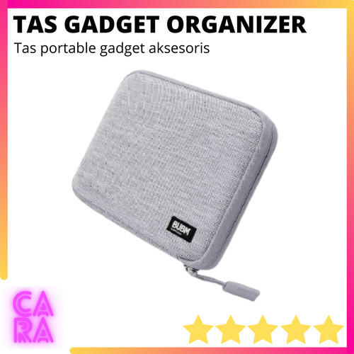 Foto Produk Tas Gadget Organizer Travel Pouch DIS-M-NZB dari CARA Store