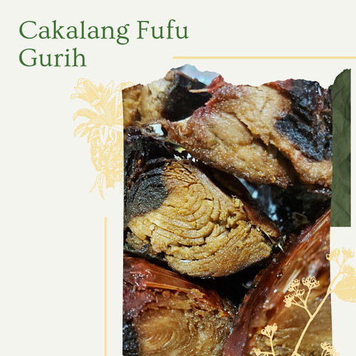 Foto Produk Meldeb Kitchen Cakalang Fufu Gurih dari MeldebKitchen