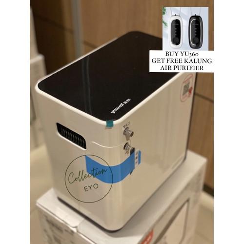 Foto Produk YUWELL YU300 Oxygen Concentrator Portable [ETD 19July] - YU360 dari hsyolaa