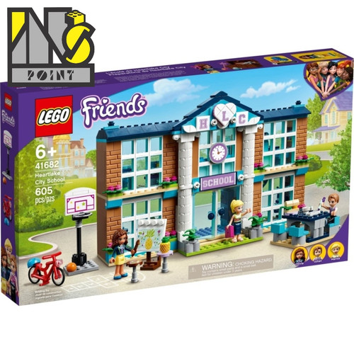 Foto Produk LEGO 41682 - Friends - Heartlake City School dari Ins Point