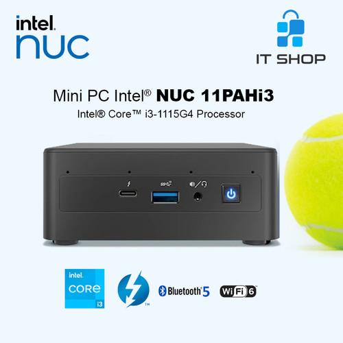 Foto Produk Intel Mini PC NUC 11PAHi3 Kosongan dari IT-SHOP-ONLINE