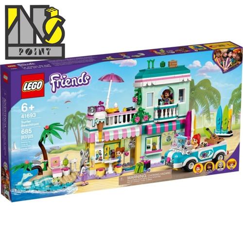 Foto Produk LEGO 41693 - Friends - Surfer Beachfront dari Ins Point