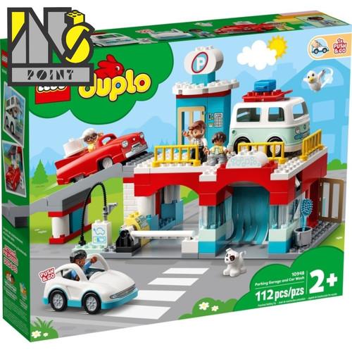 Foto Produk LEGO 10948 - Duplo - Parking Garage and Car Wash dari Ins Point