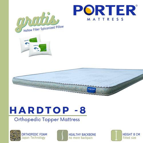 Foto Produk PORTER Orthopedic Topper - FREE ONGKIR JABODETABEK - 120 x 200 dari PORTER Mattress