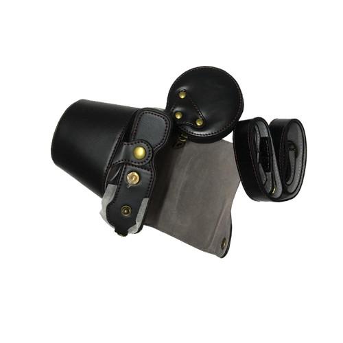 Foto Produk CAMWEAR Leather Case Fujifilm X-A5 (Black) dari Focus Nusantara