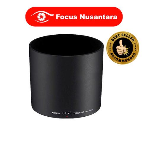 Foto Produk Canon ET-73 Lenshood for EF-100mm f/2.8L Macro USM dari Focus Nusantara