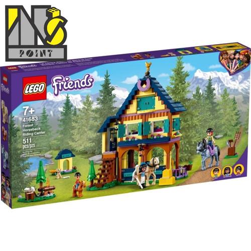 Foto Produk LEGO 41683 - Friends - Forest Horseback Riding Centre dari Ins Point