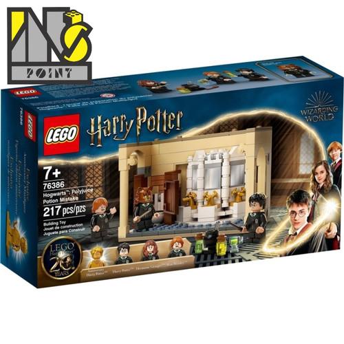 Foto Produk LEGO 76386 - Harry Potter - Hogwarts: Polyjuice Potion Mistake dari Ins Point
