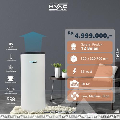 Foto Produk HVAC Air Purifier with UV Hepa Filter / Sterilizer Photocatalyst dari Toserba_Medan