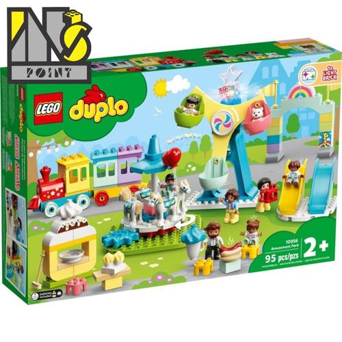 Foto Produk LEGO 10956 - Duplo - Amusement Park dari Ins Point