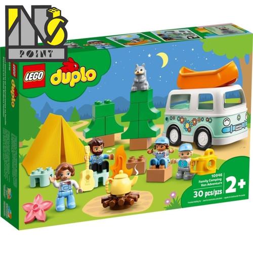 Foto Produk LEGO 10946 - Duplo - Family Camping Van Adventure dari Ins Point