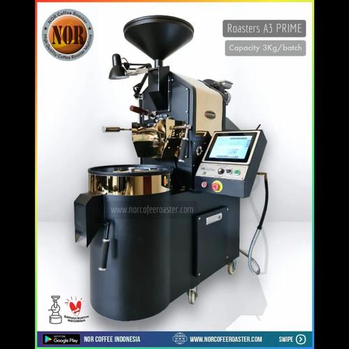 Foto Produk Mesin Roasting Kopi A3 PRIME dari NOR Coffee Indonesia