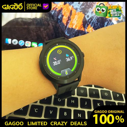 Foto Produk Smartwatch Nazeus Sport 2[ORIGINAL] Smart Watch Oximeter & thermometer dari Gagoo Official Store