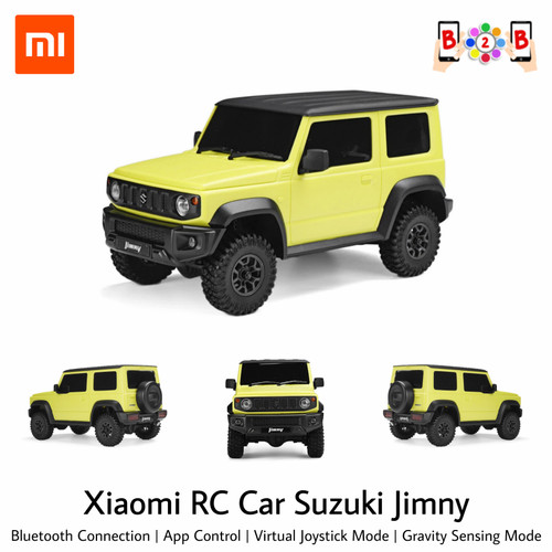 Foto Produk Xiaomi RC Car Suzuki Jimny 1 : 16 Mobil Remote Control dari b2b mobile