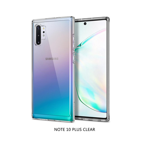 Foto Produk Case Galaxy Note 10 Plus / Note 10 Spigen Ultra Hybrid Anti Crack - Crystal Clear, Note 10 Plus dari Spigen Official