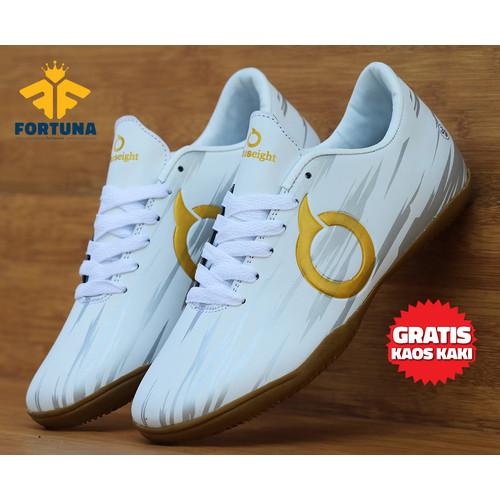Foto Produk sepatu futsal ortuseigh horizon in - Putih, 39 dari xoxobandung