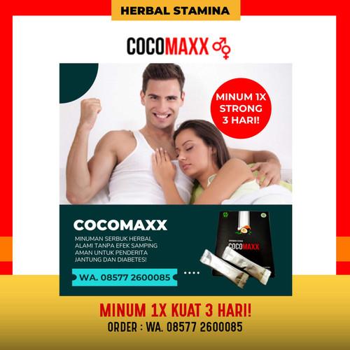 Foto Produk COCOMAXX Obat Herbal Pria Tahan Lama dari Belleskinshop