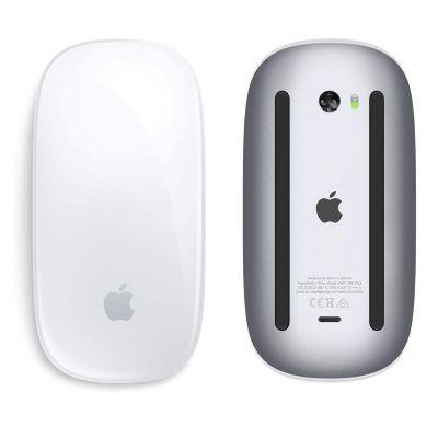 Foto Produk [RESMI APPLE INDO] Apple Magic Mouse 2 (MLA02ID/A) original - Putih dari tokoJBC