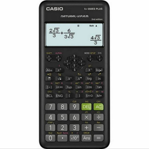 Foto Produk Casio FX-350ES PLUS - Scientific Kalkulator dari Online Kios
