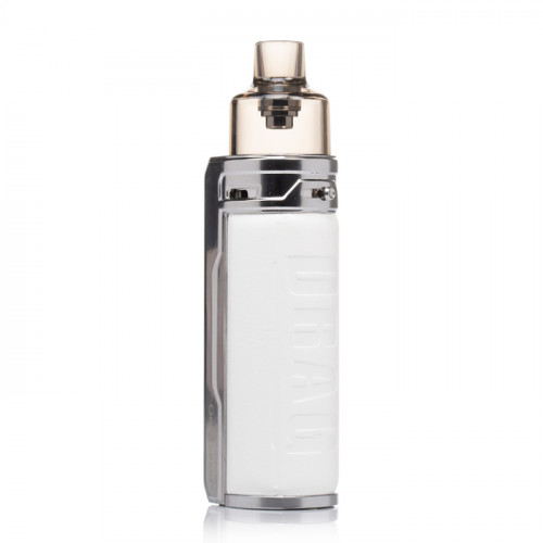 Foto Produk DRAG S AIO Authentic By Voopoo - SILVER WHITE dari 54vapeHQ