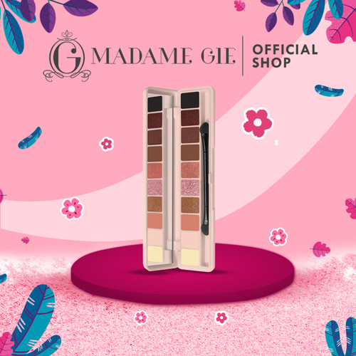 Foto Produk Madame Gie Eyeshadow Moondust Temptation - MakeUp - MD 02 dari Madame Gie Official
