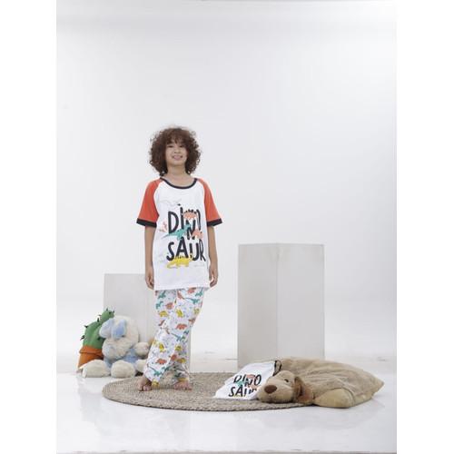 Foto Produk Piyama Anak Short Shirts Dinosaur SSLP61 - 10 dari Boboo Kids