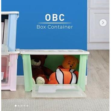 Foto Produk Olymplast Box Container OBC 62 liter - Hijau dari Harmoni Furni