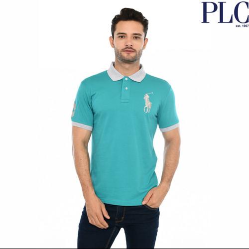 Foto Produk Polo Country - Polo Shirt Pria - Kerah Warna 2797 - Salem, M dari Polo Country Indonesia