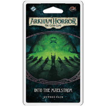 Foto Produk Arkham Horror: The Card Game – Into the Maelstrom: Mythos Pack dari Toko Board Game