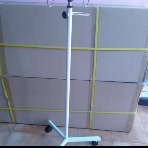 Foto Produk tiang infus portable termurah dari medikal alkes