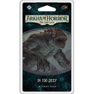 Foto Produk Arkham Horror: The Card Game – In Too Deep: Mythos Pack - TBG dari Toko Board Game
