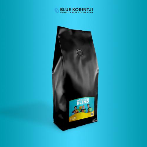 Foto Produk Signature Blend • Large Pouch - 1 kg dari Blue Korintji