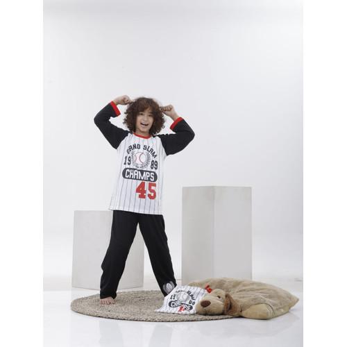 Foto Produk Piyama Anak Long Shirts Grand Slam LSLP120 - 10 dari Boboo Kids