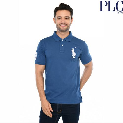 Foto Produk Polo Country - Polo Shirt Pria - Logo Kuda Besar 2100 - Merah, XL dari Polo Country Indonesia